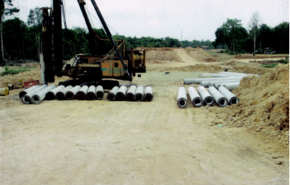 Piling Works