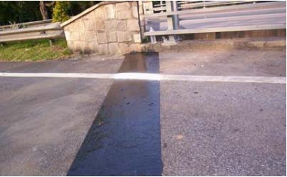 Completed Bridge Joint Repair