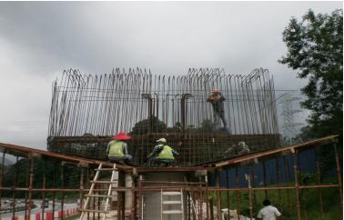Construction of crosshead