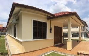 Cadangan Membina Sebuah Rumah Banglo 1 Tingkat  di atas Lot 5143 (PT171) Beralamat No.210, Jalan SS  9A/6, Sg.Way, Mukim Petaling Jaya, Selangor untuk  Encik Chay Kok Keong & Encik Chay Kok Wai